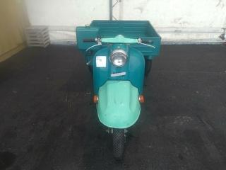 1972 Tula Muravey Scooter Photo