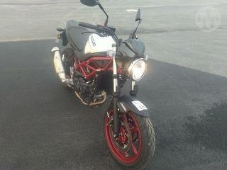 2021 Suzuki SV650AU ABS Lams Motorcycle Photo