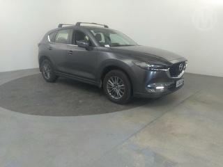 2017 Mazda CX-5 GSX DSL 2.2D/4WD/6A 5D Station Wagon Photo