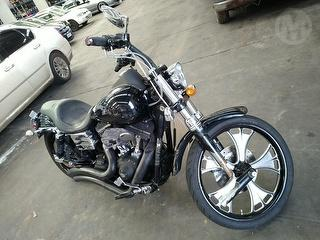 2006 Harley Davidson Fxdbi Street BOB Motorcycle Photo