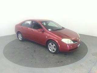 2002 Nissan Primera 2.0 Sedan CVT 4D Sedan Photo