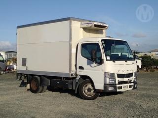 2014 Mitsubishi Fuso Canter FEA50C2 Euro 5 Box Body Chiller *** Athy Place *** Selling registerd *** Photo