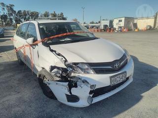 2013 Toyota Corolla GX 1.5P Wagon CVT Station Wagon Photo