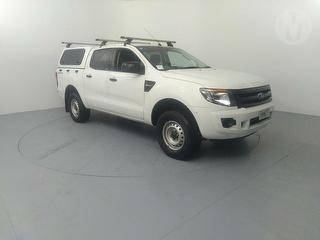 2014 Ford Ranger 3.2TD XL W/sa 2WD 4D Dual Cab Utility Photo