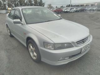 1997 Honda Accord Sedan Photo