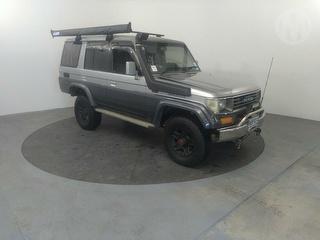 1992 Toyota Landcruiser Prado Ex 5D Station Wagon Photo