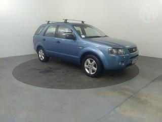 2006 Ford Territory SY Territory TX AWD 5D Station Wagon Photo