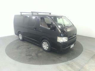 2008 Toyota Hiace 4D Van Photo