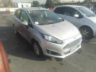2016 Ford Fiesta Trend 1.5P/6AT/HA/5 Hatch Photo