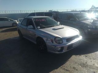 2003 Subaru Impreza WRX Sedan Photo