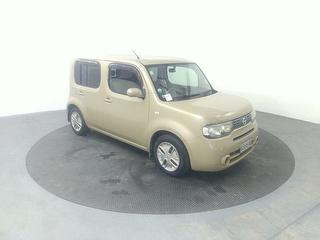 2009 Nissan Cube 5D Station Wagon Photo