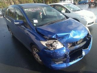 2008 Mazda Premacy Station Wagon Photo