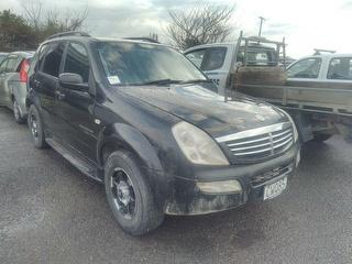 2005 Ssangyong Rexton 2.7 Diesel 4WD A/T Off Road Photo