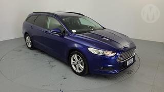 2017 Ford Mondeo Ambiente WGN Diesel 5D Station Wagon Photo
