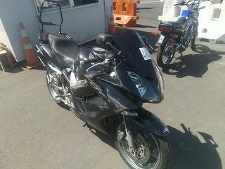 2007 Honda VFR 800 Motorcycle Photo