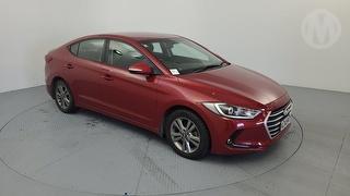2017 Hyundai Elantra 2.0P/6AT/SL/4DR/5S 4D Sedan Photo