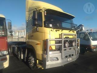2018 Hino 700 FY1EULG-VXN Tractor Unit GCM 72,000kg Photo