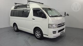 2009 Toyota Regius ACE 4D Van Photo