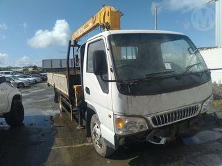 2013 JAC HFC1061K HFC01 Truck *** Whangarei *** Stolen & Recovered *** GVM 7,995kg Photo