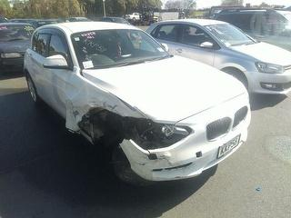 2013 BMW 116i Hatch Photo