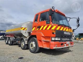 1993 Isuzu CXH CXH71U Water Tanker *** Athy Plc *** Selling Registered *** Photo