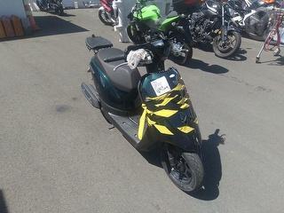 2019 Yamaha JOG DX Scooter Photo