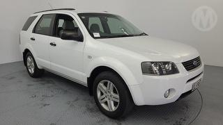 2008 Ford Territory SY Territory TX RWD 5D Station Wagon Photo