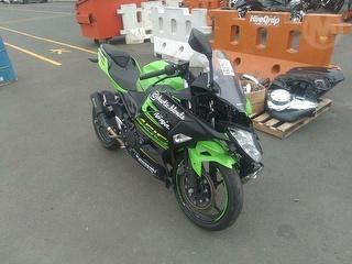 2018 Kawasaki ex 400g L Motorcycle Photo