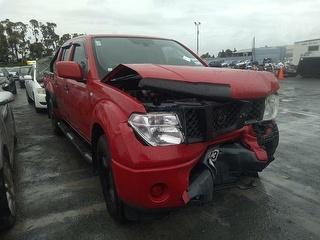 2014 Nissan Navara D/C 2.5D 2WD ST AT Dual Cab Utility Photo