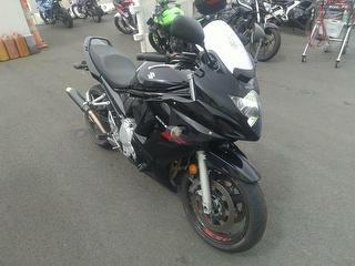 2008 Suzuki GSX650F K8 Motorcycle Photo