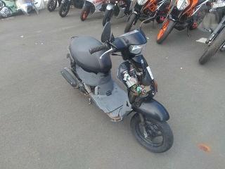 2008 Suzuki UZ50 Scooter Photo
