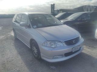2000 Honda Odyssey V6 Prestige Station Wagon Photo