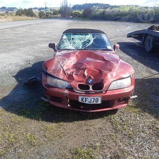 2001 BMW Z3 Convertible Photo