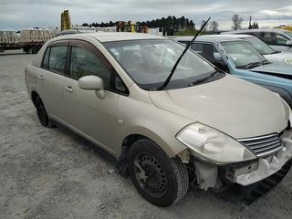 2005 Nissan Tiida Latio Sedan Photo