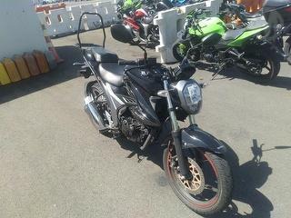 2021 Suzuki GSX150 DF Gixxer Motorcycle Photo
