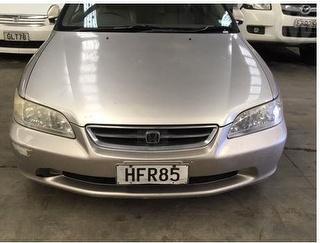 2001 Honda Accord LXi Sedan Photo