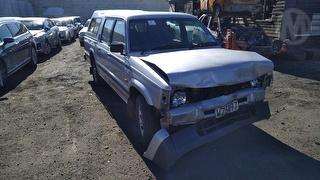 1998 Ford Courier XL Crew Cab Dual Cab Utility Photo