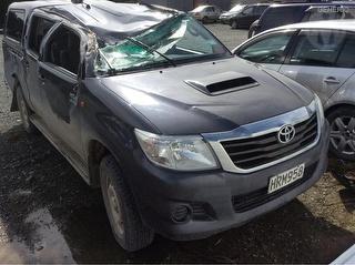 2014 Toyota Hilux Utility Photo
