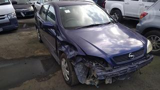 2001 Opel Astra Sedan Photo