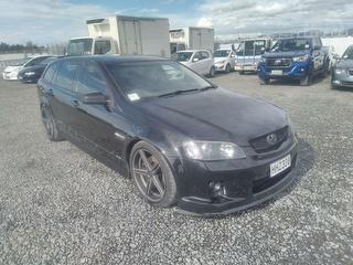 2008 Holden Commodore Sportwgn SSV AT 5D Station Wagon Photo