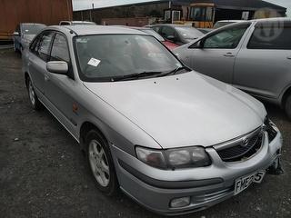 1998 Mazda 626 Sporthatch Ltd 2.0 Hatch Photo