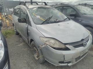 2006 Mazda Premacy Station Wagon Photo