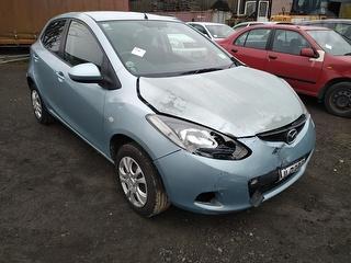 2011 Mazda Demio Hatch Photo