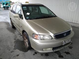 1997 Honda Odyssey V6 Station Wagon Photo