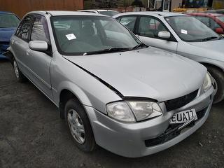 1999 Mazda Familia Sedan Photo