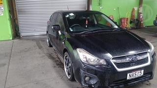 2014 Subaru Impreza 5D Hatch Photo