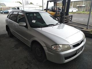 1999 Mazda Familia Hatch Photo