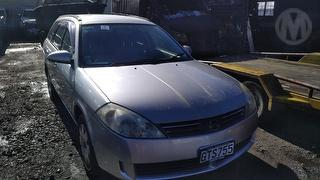 2003 Nissan Wingroad Station Wagon Photo