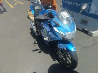 2020 Suzuki GSX250FRLZL9 Motorcycle Photo