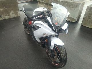 2013 Kawasaki ex 650f LAM Motorcycle Photo